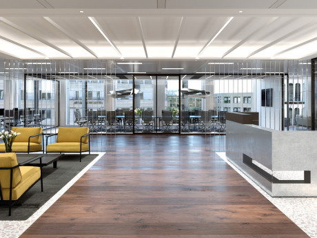 45 Cannon Street, View 1 (Corporate Fitout)